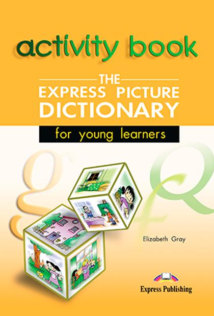 THE EXPRESS PICTURE DICTIONARY Livro de Exercícios