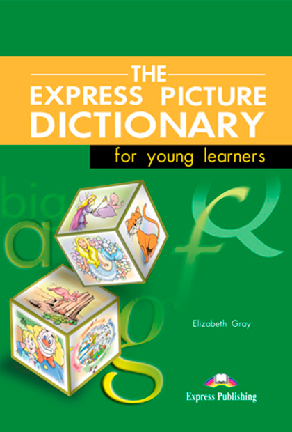 THE EXPRESS PICTURE DICTIONARY Livro do Aluno