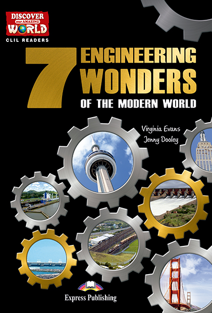 7 ENGINEERING WONDERS OF THE MODERN WORLD Livro de leitura + Digibooks