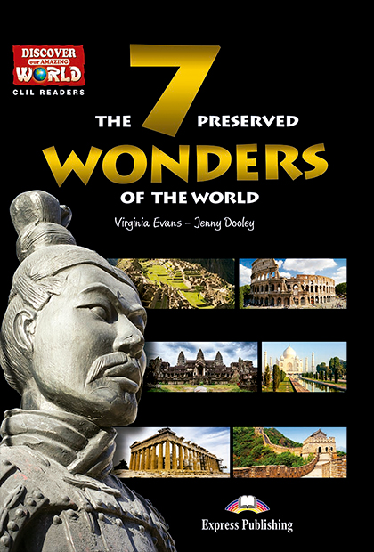 THE 7 PRESERVED WONDERS OF THE WORLD Livro de leitura + Digibooks