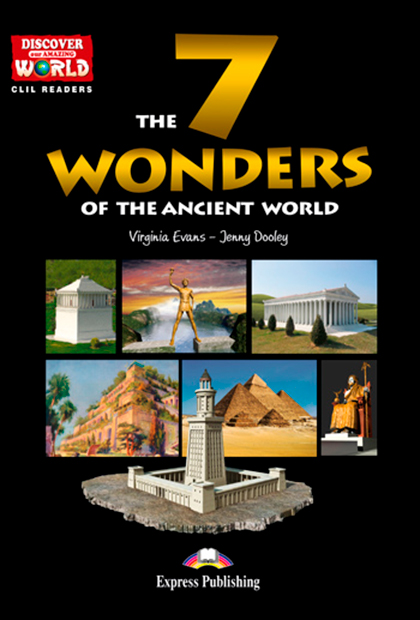 THE 7 WONDERS OF THE ANCIENT WORLD Livro de leitura + Digibooks