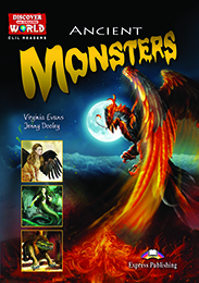 ANCIENT MONSTERS Livro de leitura + Digibooks