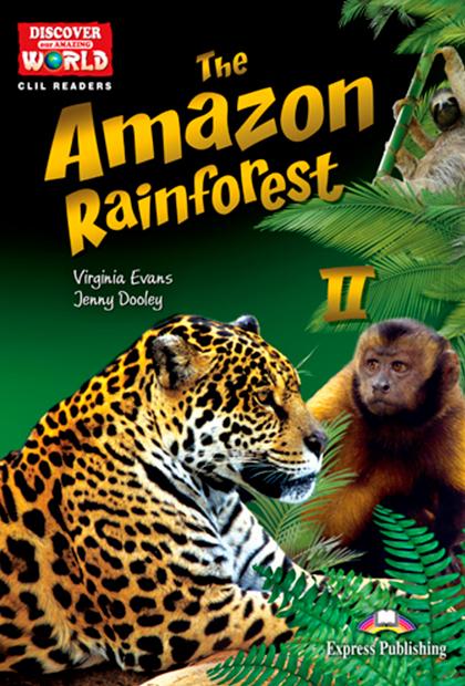 THE AMAZON RAINFOREST 2 Livro de leitura + aplicação