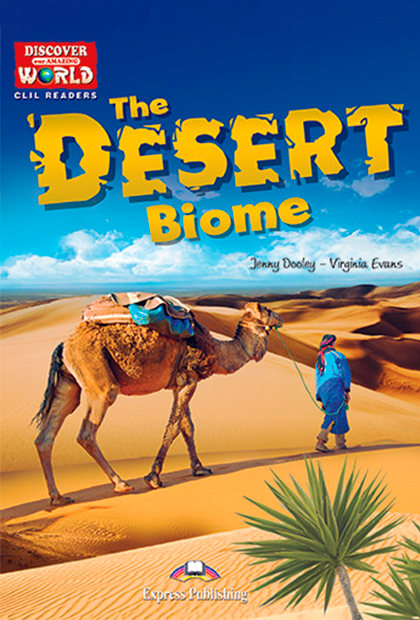 THE DESERT BIOME Livro de leitura + Digibooks