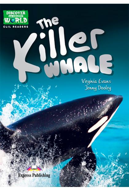 THE KILLER WHALE Livro de leitura + Digibooks