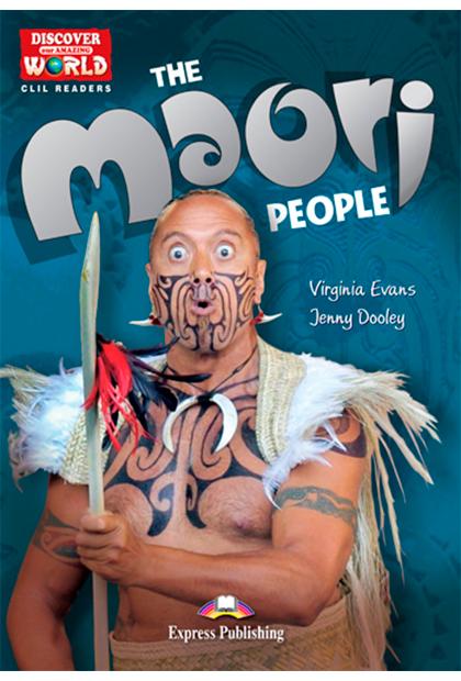 THE MAORI PEOPLE Livro de leitura + aplicação