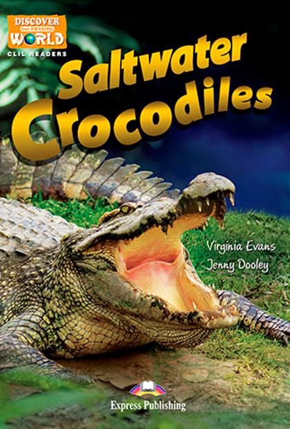 SALTWATER CROCODILES Livro de leitura + Digibooks