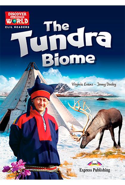THE TUNDRA BIOME Livro de leitura + aplicação
