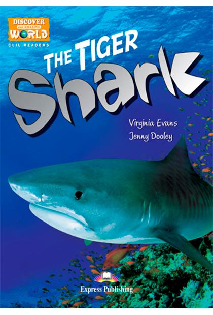 THE TIGER SHARK Livro de leitura + aplicação