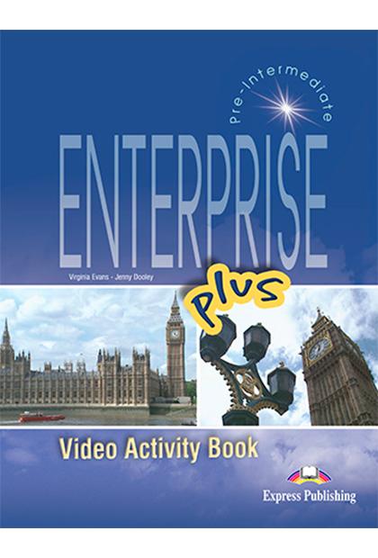 ENTERPRISE PLUS Livro de atividades do DVD