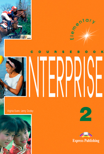 ENTERPRISE 2 Livro do aluno + CD áudio
