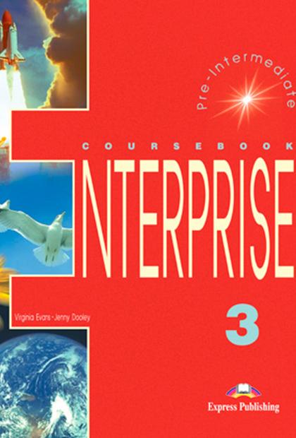 ENTERPRISE 3 Livro do aluno + CD áudio