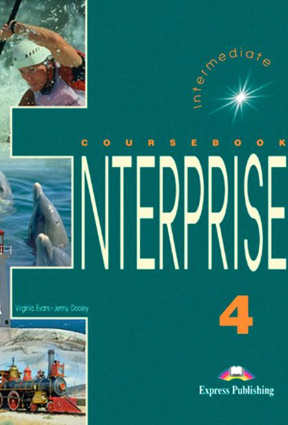 ENTERPRISE 4 Livro do aluno + CD áudio
