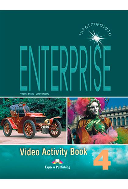 ENTERPRISE 4 Livro de atividades do DVD