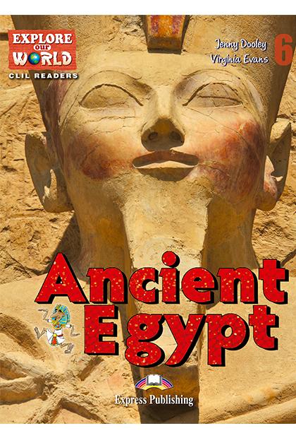 ANCIENT EGYPT Livro de leitura + aplicação
