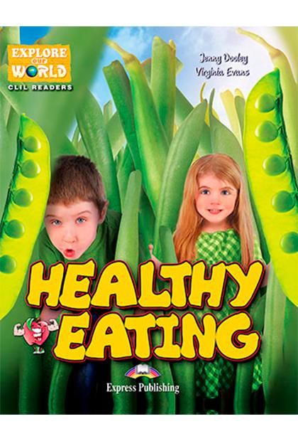 HEALTHY EATING Livro de leitura + Digibooks