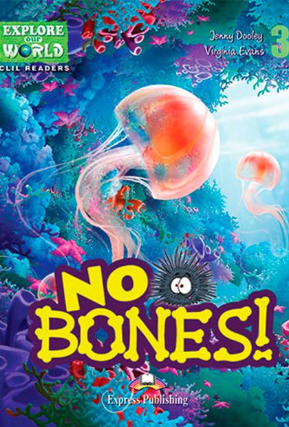 NO BONES! Livro de leitura + Digibooks