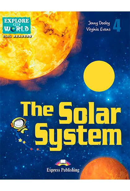 THE SOLAR SYSTEM Livro de leitura + Digibooks