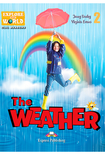 THE WEATHER Livro de leitura + Digibooks