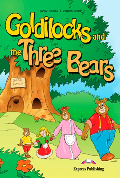 GOLDILOCKS & THE THREE BEARS Livro de leitura + Multi-ROM