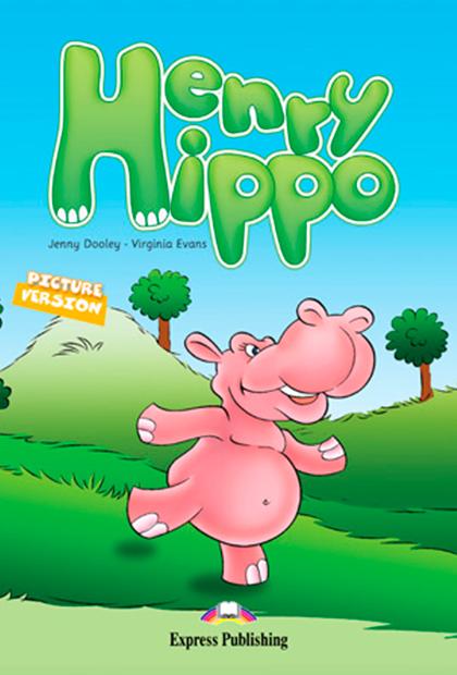 HENRY HIPPO Livro de leitura + Multi-ROM