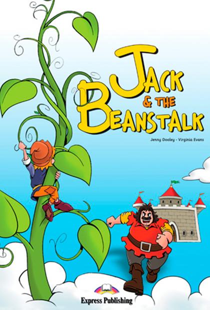 JACK & THE BEANSTALK Livro de leitura + Multi-ROM