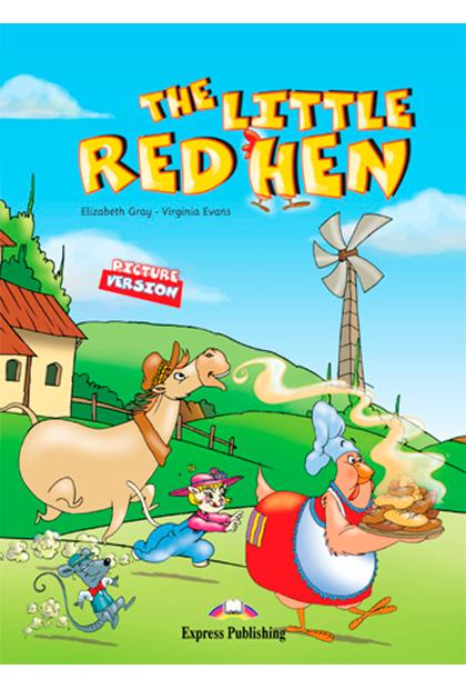 THE LITTLE RED HEN Livro de leitura + Multi-ROM