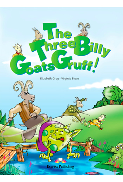 THE THREE BILLY GOATS GRUFF Livro de leitura + Multi-ROM