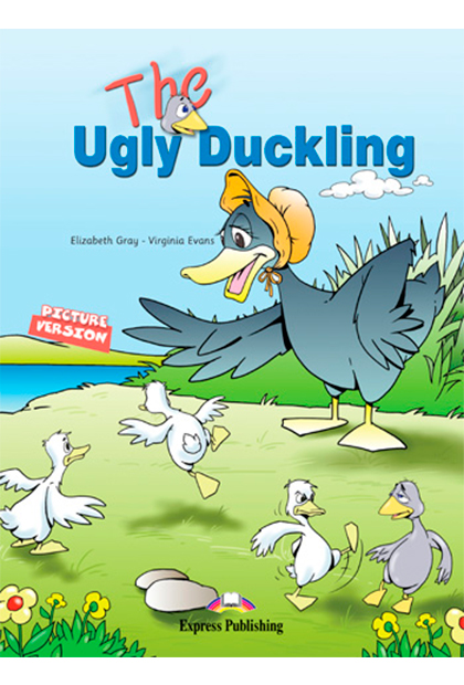 THE UGLY DUCKLING Livro de leitura + Multi-ROM