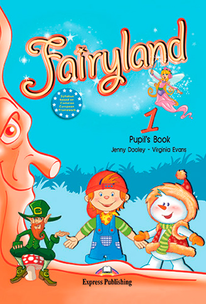 FAIRYLAND 1 Livro do aluno + eBook