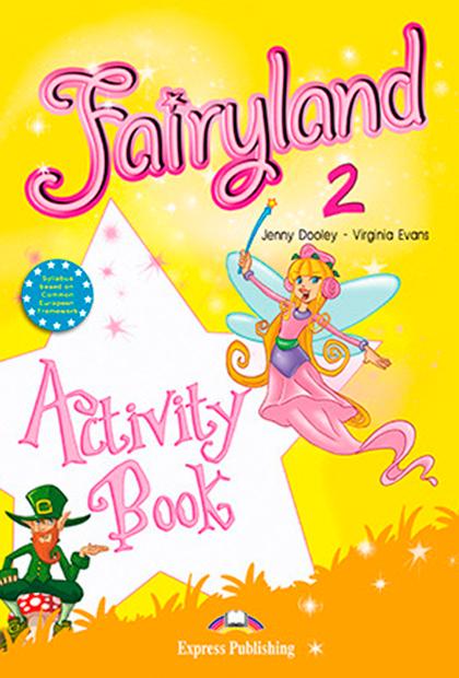FAIRYLAND 2 Livro de Atividades