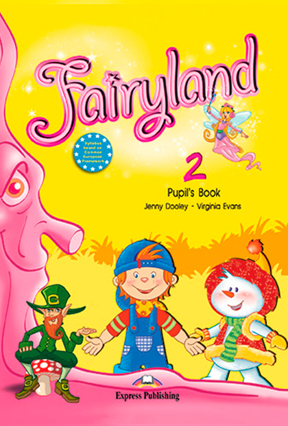 FAIRYLAND 2 Livro do aluno + ebook