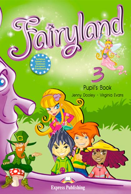 FAIRYLAND 3 (versão longa) Livro do aluno + ebook