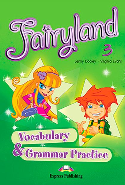 FAIRYLAND 3 (versão longa) Vocabulário & gramática