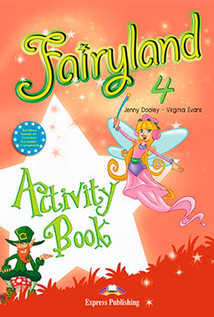 FAIRYLAND 4 (versão longa) Livro de Atividades