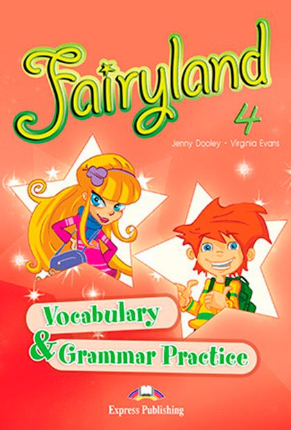 FAIRYLAND 4 (versão longa) Vocabulário e Gramática
