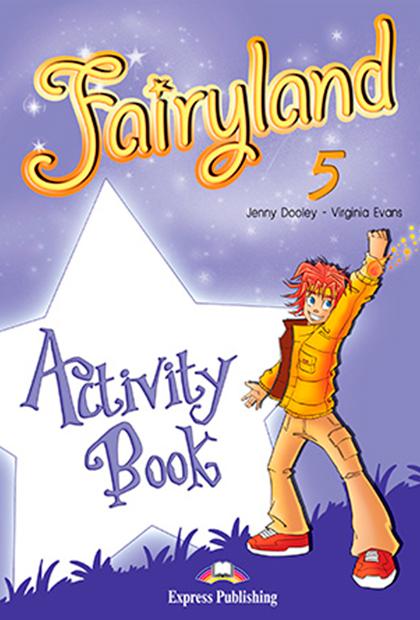FAIRYLAND 5 (versão longa) Livro de Atividades