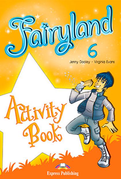 FAIRYLAND 6 (versão longa) Livro de Atividades