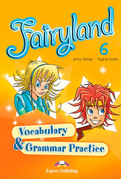 FAIRYLAND 6 (versão longa) Vocabulário e Gramática