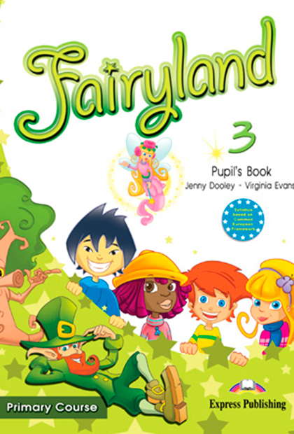 FAIRYLAND PRIMARY 3 Livro do Aluno + CD áudio + DVD