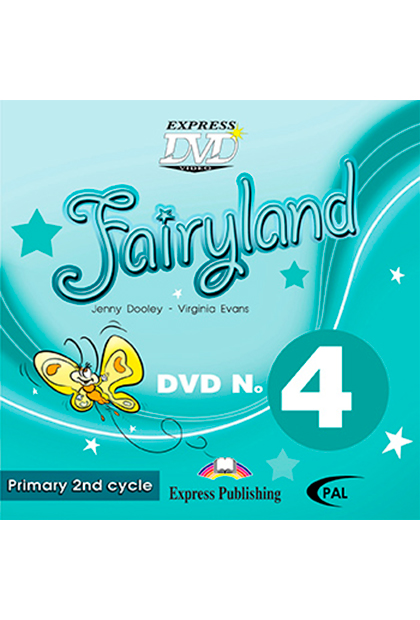 FAIRYLAND PRIMARY 4 DVD
