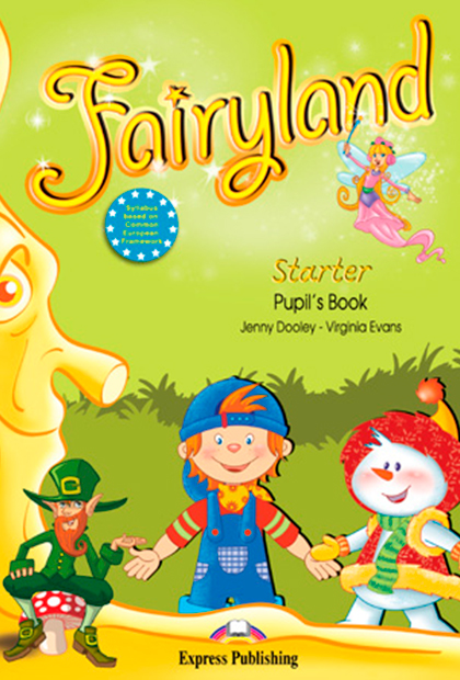 FAIRYLAND STARTER Livro do aluno + ebook