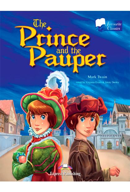 THE PRINCE & THE PAUPER Livro de leitura + CD áudio