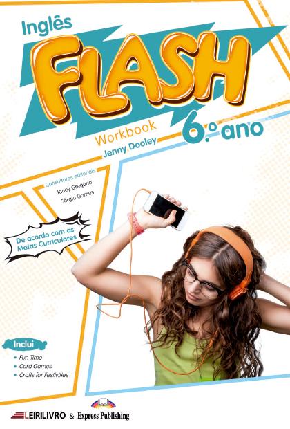 FLASH 6.º ANO Livro de exercícios