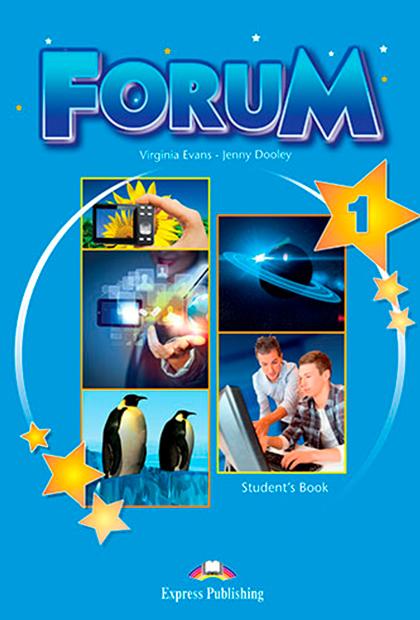 FORUM 1 Livro do Aluno + ebook