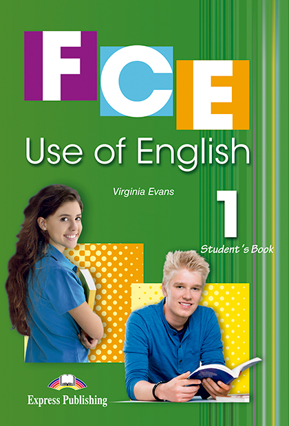 FCE USE OF ENGLISH 1 Livro do Aluno