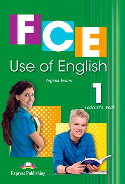 FCE USE OF ENGLISH 1 Livro do professor + Digibooks