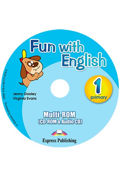 FUN WITH ENGLISH 1 Multi-ROM