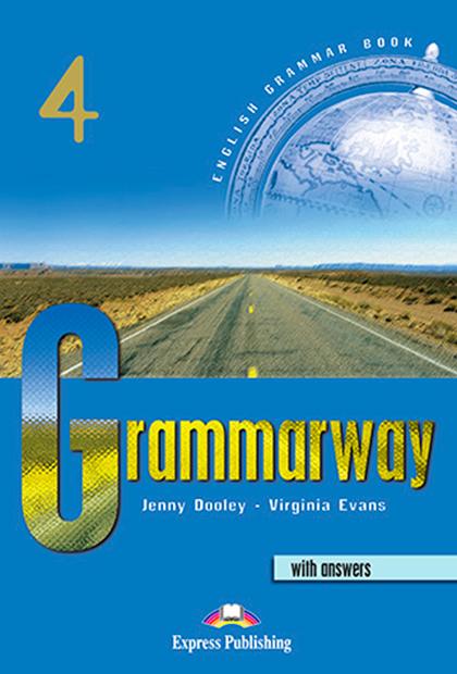 GRAMMARWAY 4 Livro do aluno com respostas