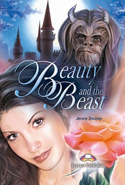 BEAUTY & THE BEAST Livro de leitura